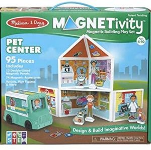 Melissa and Doug Magnetivity Pet Center